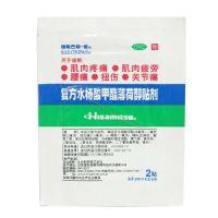 撒隆巴斯(复方水杨酸甲酯薄荷醇贴剂)